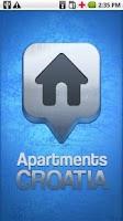 Screenshot of Apartments Croatia