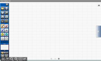 Screenshot of TouchDisplayLink