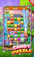 Screenshot of Candy Puzzle