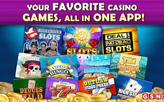 Screenshot of GSN Casino FREE Slots & Bingo