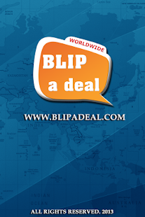 Blip A Deal - screenshot