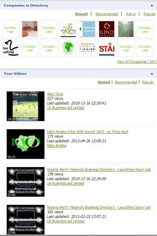 Nigerias Business Directory