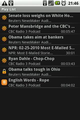 【免費媒體與影片App】Hapi Podcast-APP點子