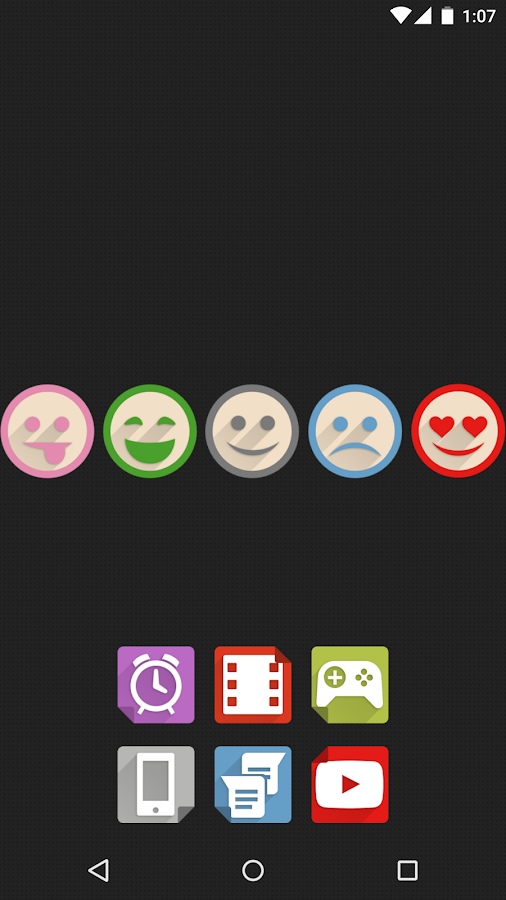 Colourant - Icon Pack Screenshot 1