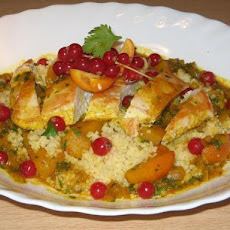 Moroccan Chicken Breasts