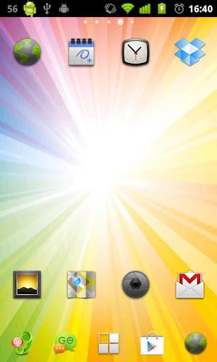 免費生活App|彩虹動態壁紙|阿達玩APP