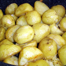 East Indian Roasted Potatoes