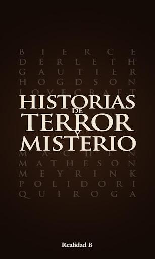 Historias Terror Misterio - LT