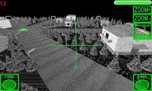 3D AC130市後衛演示