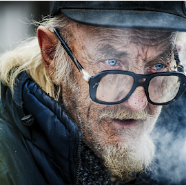 by Liviu Suciu - People Portraits of Men ( colors, blue eyes )