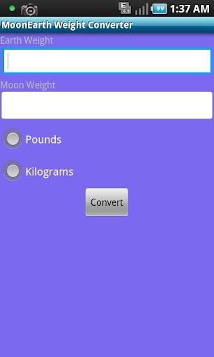 MoonEarth Converter