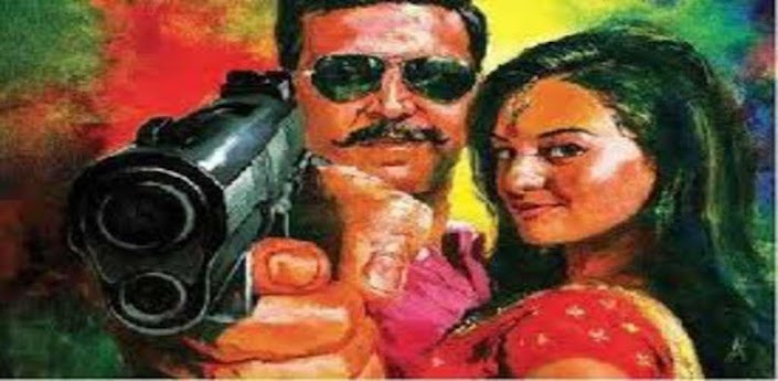 ROWDY RATHORE Hindi Movie Songs Pk Download Free MP3 2012