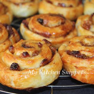 Raisin Buns Recipes