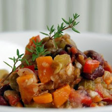 Fruit and Vegetable Ratatouille