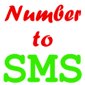 Number To Sms icon
