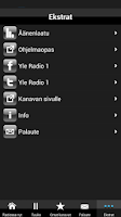 Screenshot of Yle Radio 1