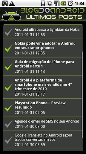 Blog do Android