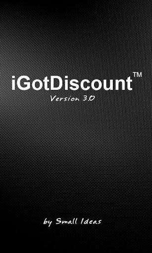 iGotDiscount Malaysia Android