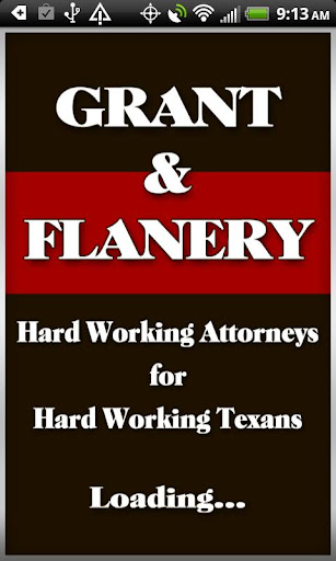 Grant Flanery - Texas Accide