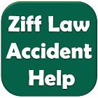 Ziff Law Auto Accident App icon