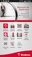 Screenshot of Bradesco Net Empresa