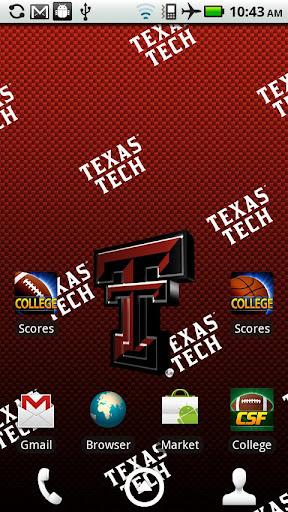 Texas Tech Live Wallpaper HD