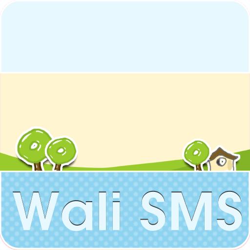 ワリーSMSの田舎の春景色のテーマ 個人化 App LOGO-硬是要APP