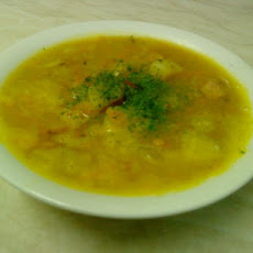 Wicklewood's 2 in 1 Vegetable and Lentil Soup