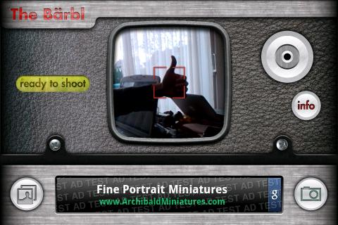 retro-camera for android screenshot