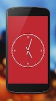 Screenshot of Dot Clock (Dock Clock)