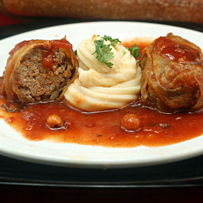 Stuffed Cabbage – Like Grandma Used To Make
