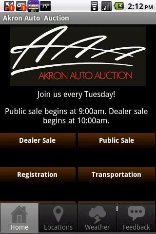 Akron Auto Auction