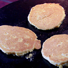 Dutch Oven Hoecakes