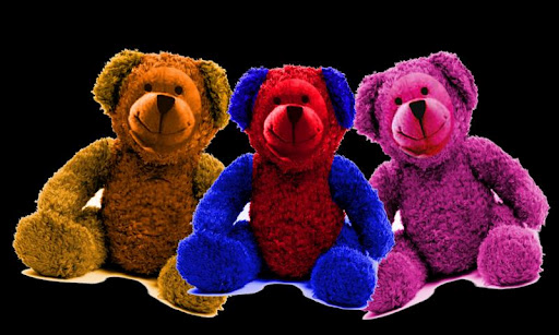 Preschool Teddy Puzzles