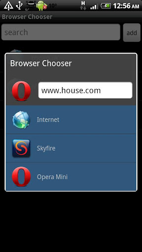 Browser Chooser Pro