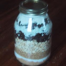 Oatmeal Fruit Cookie Mix In A Jar