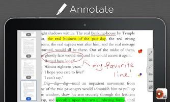 Screenshot of iAnnotate PDF