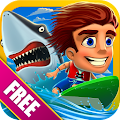 Game Banzai Surfer Free APK for Kindle