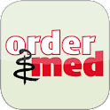 ordermed - Rezept & Medikament icon