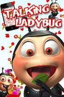 Screenshot of Talking Ladybug