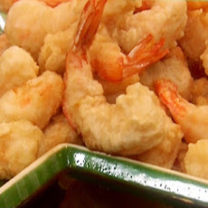 Crispy Tempura Battered Shrimp