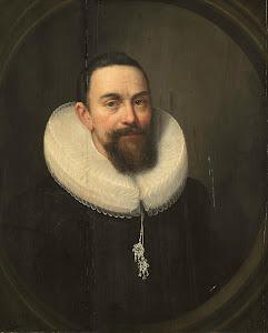 RIJKS: circle of Salomon Mesdach: painting 1630