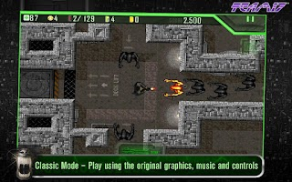 Screenshot of Alien Breed