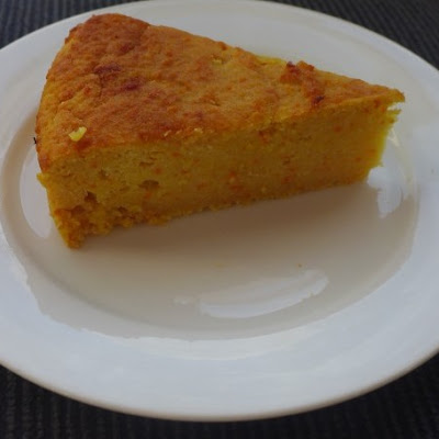 Orange Almond Meal Cake