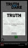 Screenshot of Truth or Dare - Bottle Spin