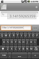 Screenshot of On Top Calculator