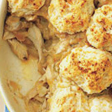 Chicken, Biscuits 'n' Gravy Casserole