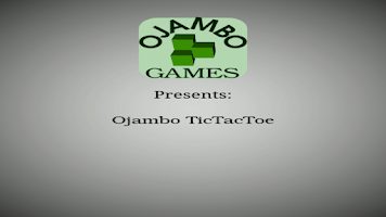 Screenshot of Ojambo Tic Tac Toe Game