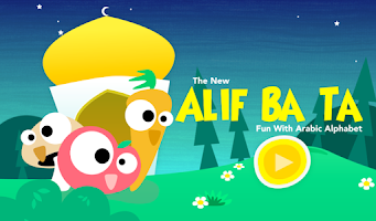 Screenshot of Alif Ba Ta HD Free