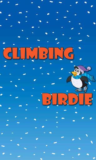 Climbing Birdie